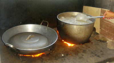 Dirty Kitchens in the Philippines