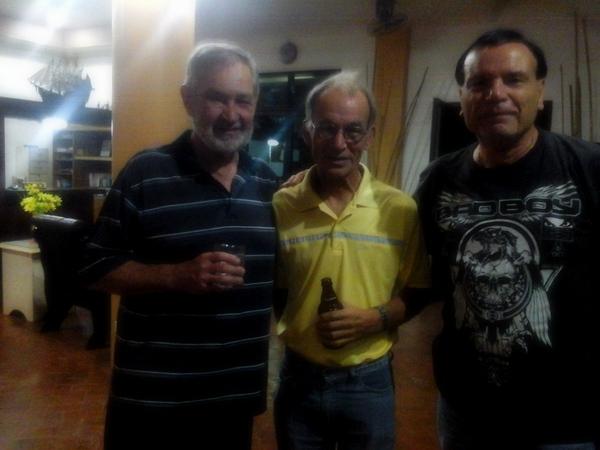 David, Paul and The Kano