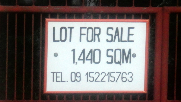 Lot for sale in Guimaras