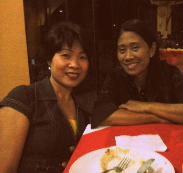 My asawa and Emily