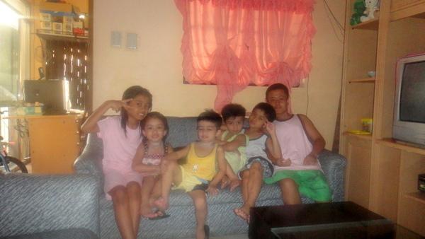 The crew from Manila