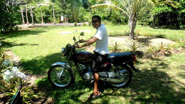 Joery's new bike