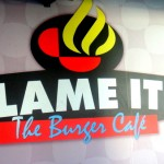 Flame It! Burger in Cebu City. One of my Favorite Burger Joints in the Philippines