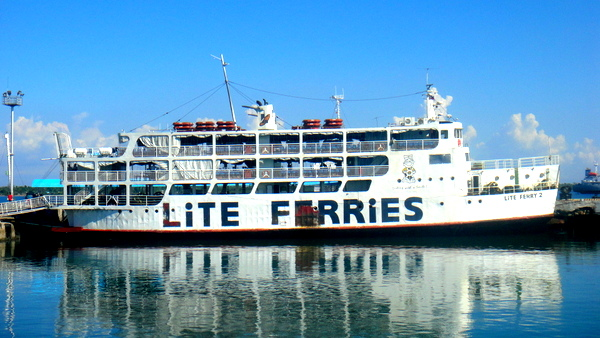 Lite Ferry to Cebu