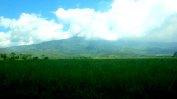 Mountains in Bacolod