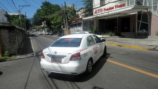 taxi in Cebu City