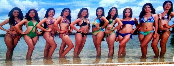 swimsuit beauties manggahan