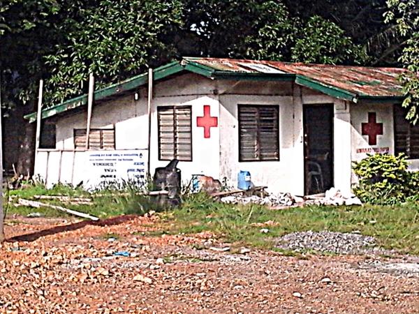 Red Cross in Guimaras