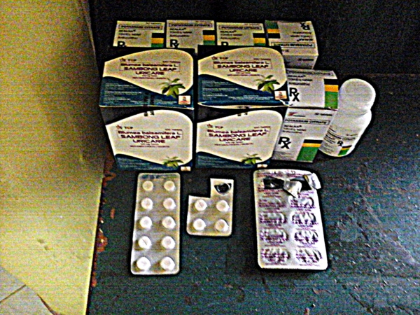 kidney stone meds