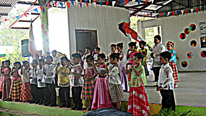 JalAmiel and classmates