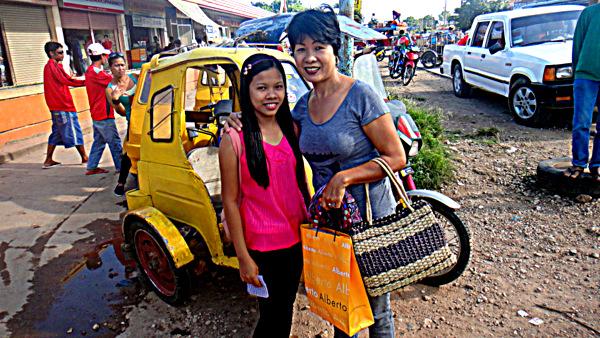 Mera and my asawa