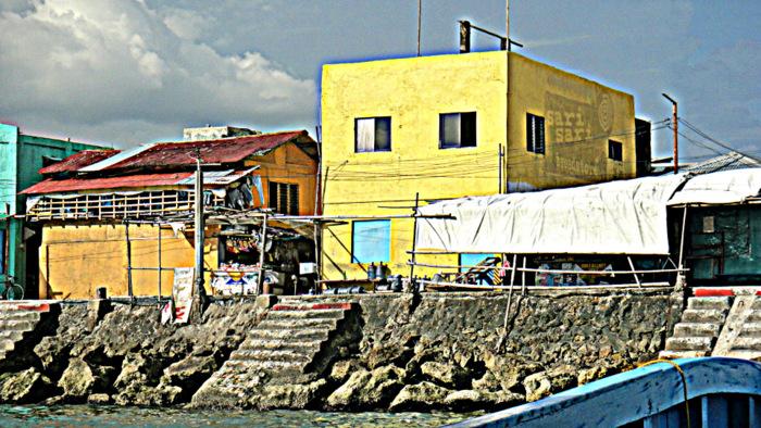 Ortiz Dock in Iloilo City