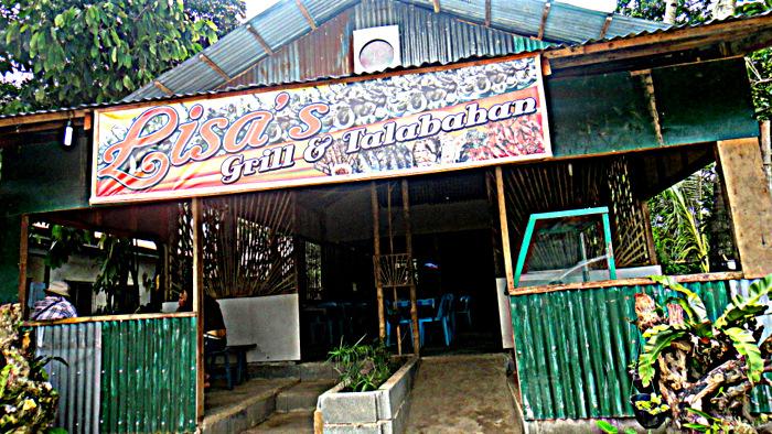 lisa's talabahan in guimaras has a new location