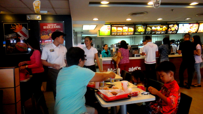 mcdonalds in bacolod city