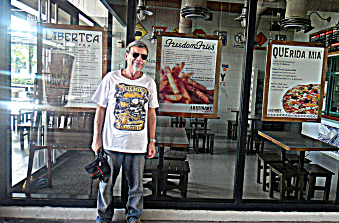 the kano and freedom fries in bacolod city