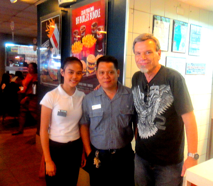 the trainee the boss and the kano at mcdonalds in bacolod city
