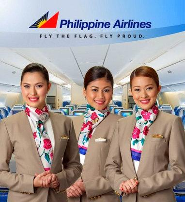 PAL flight attendants