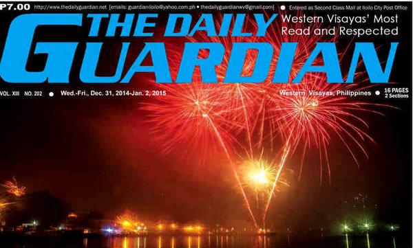 The Daily Guardian Iloilo