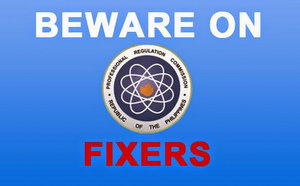 beware on fixers