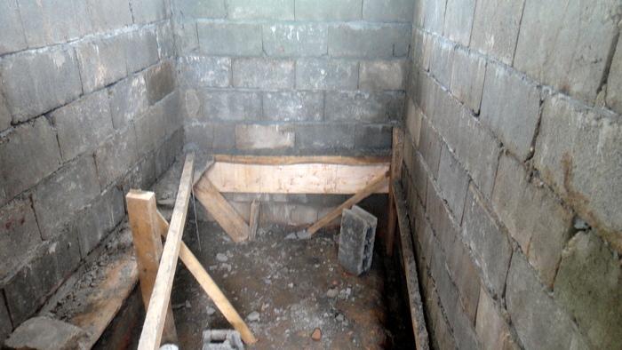 comfort room for nipa hut