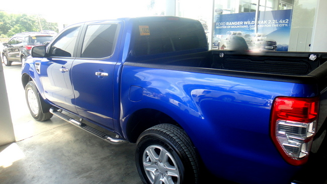 Ford Ranger XLT AT in the Philippines