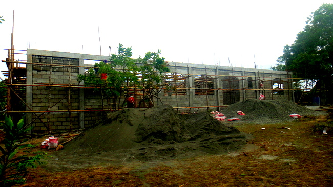 Another look at our new house in the Philippines