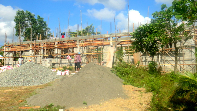 Progress Report: New Home Construction in the Philippines