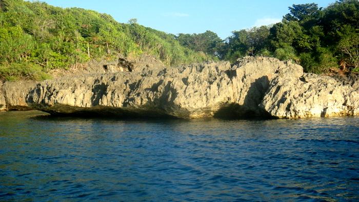 mouth of crocodile island guimaras