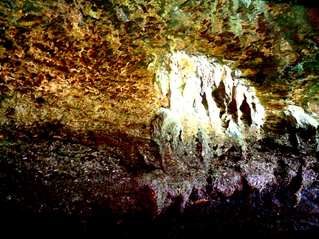 cave on island hopping tour in Guimaras