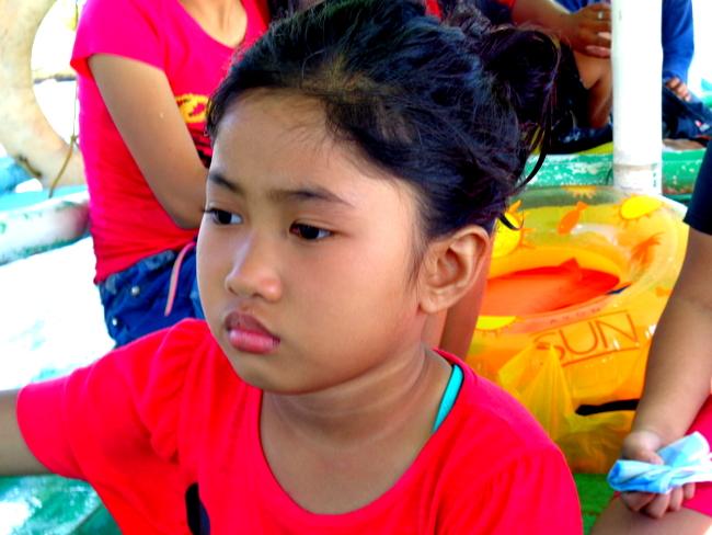 our niece JalAmiel