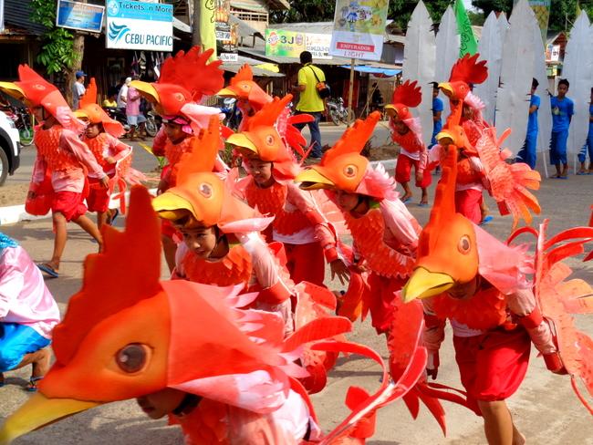 the chicken dancers