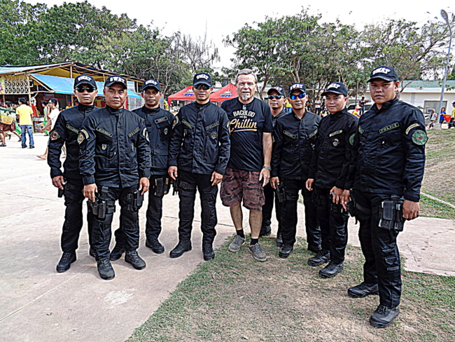 I Join the Guimaras SWAT Team at Manggahan