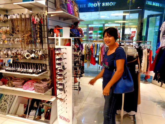 shopping in cebu city