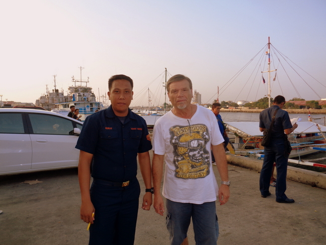 coast guard iloilo and the kano