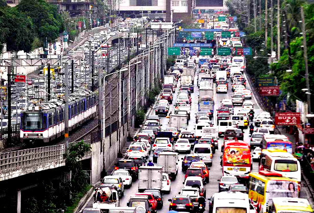 metro manila worst traffic on earth