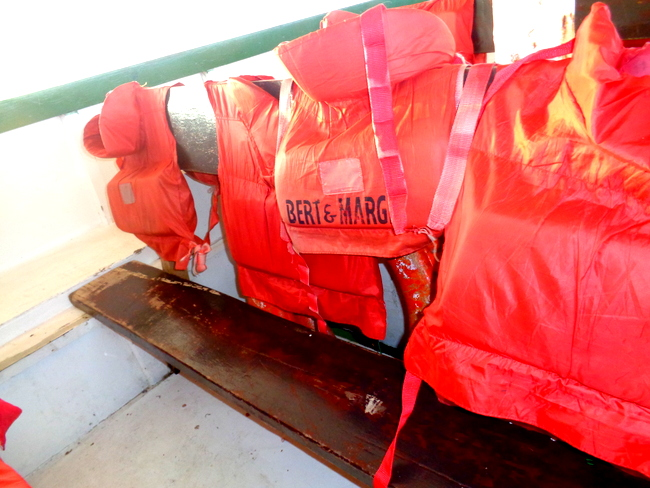 Iloilo Coast Guard Now Enforcing Life Jacket Regulations