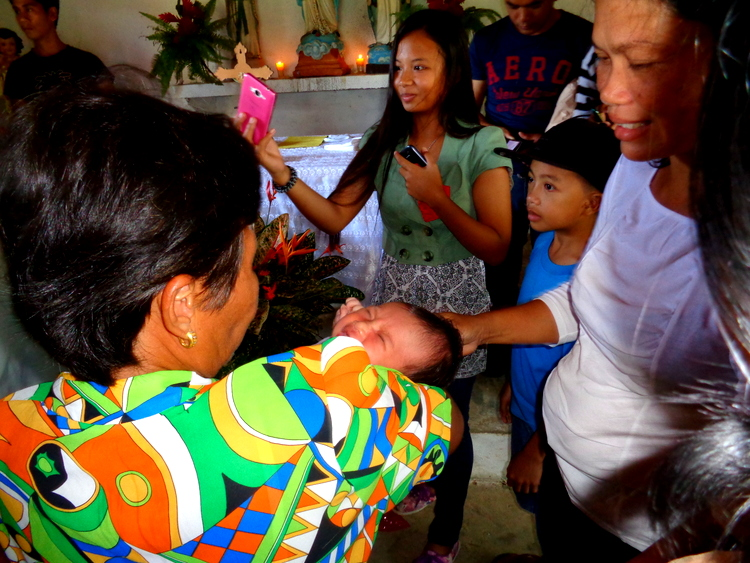 the christening in the philippines