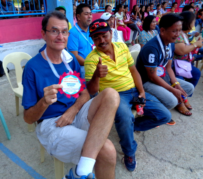 captain tom and barangay captain