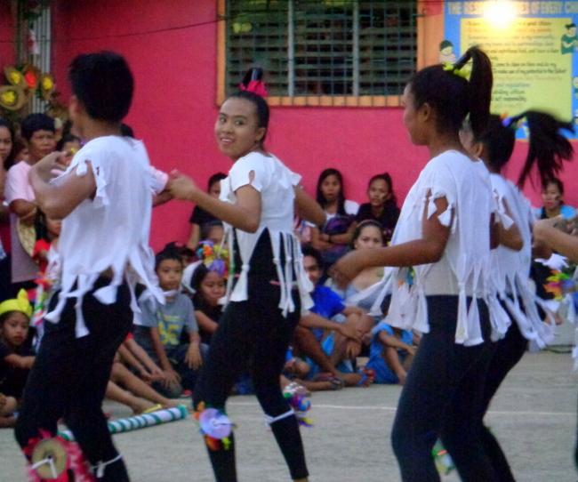 more dancers in buluangan fiesta