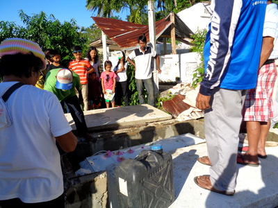 A Good Man in Guimaras is Laid to Rest