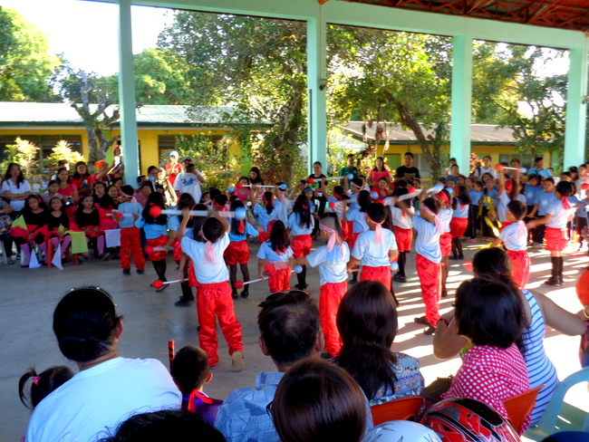 it was an all day school event in guimaras