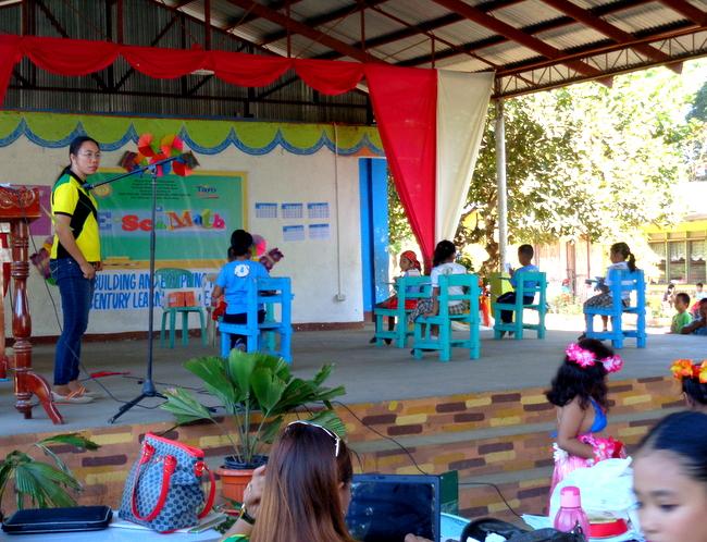 the science contest in guimaras