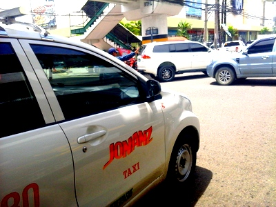 cebu city taxis