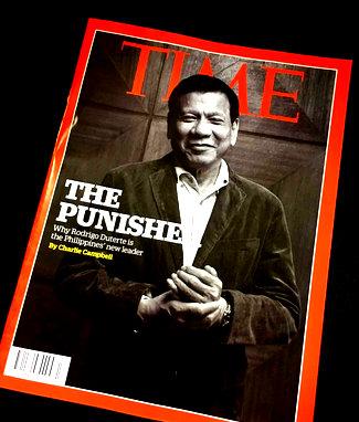 There's a New Sheriff in Town: Rodrigo Duterte