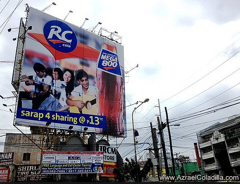 RC Cola Cebu