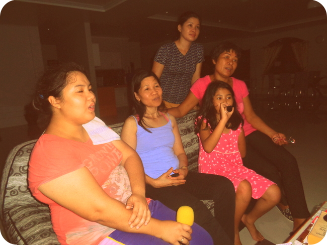magicsing night in the philippines