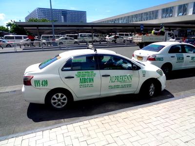 honest manila cab driver