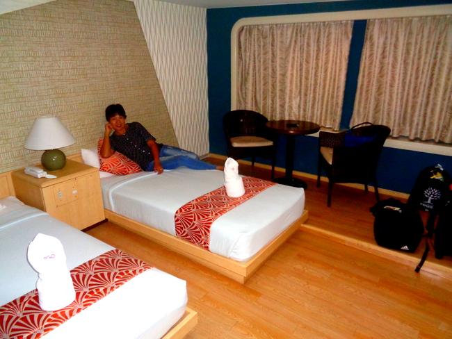 luxury suite 2go manila to iloilo