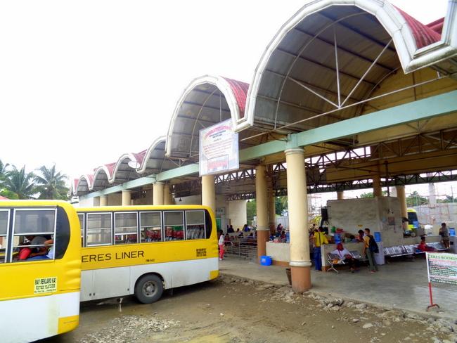 philippine bus terminal