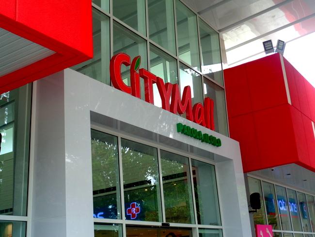 entrance city mall parola